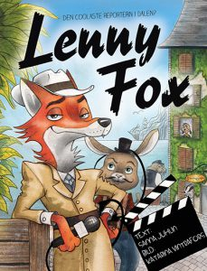 Lenny Fox – Den coolaste reportern i Dalen